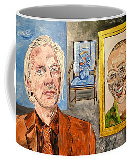 The Mirrored Truth Coffee Mug