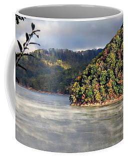 The Mists Of Watauga Coffee Mug