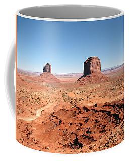 The Mittens Utah Coffee Mug
