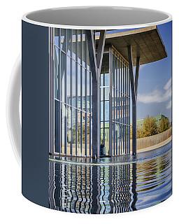 The Modern Coffee Mug by Joan Carroll