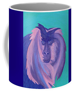 The Monkey's Mane Coffee Mug