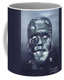 The Monster Coffee Mug by Alys Caviness-Gober