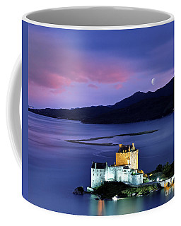 The Moon Above Coffee Mug