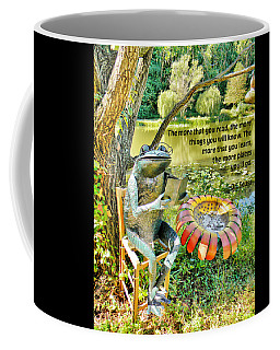 Meadowlark Botanical Gardens Coffee Mugs