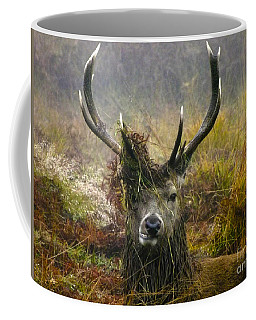 Stag Party The Series The Morning After Coffee Mug by Linsey Williams
