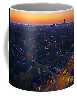 The Morning Bus Coffee Mug by Keith Armstrong