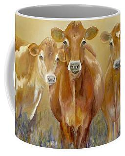 The Morning Moo Coffee Mug