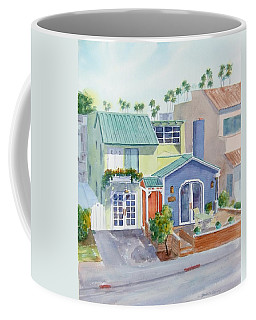 The Most Colorful Home In Belmont Shore Coffee Mug