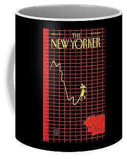 The Mouse Of Wall Street Coffee Mug