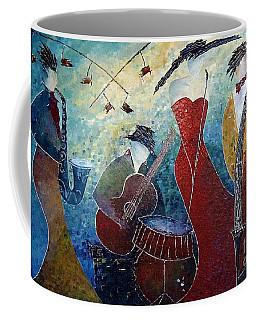 The Music Never Stopped 2 Coffee Mug