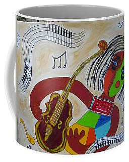The Music Practitioner Coffee Mug