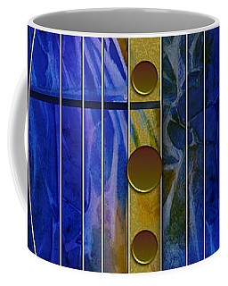 The Musical Abstraction Coffee Mug
