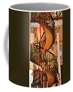 The Mysterious Miracle Staircase Coffee Mug