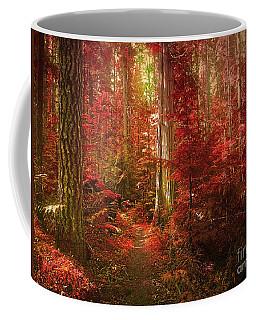The Mystic Forest Coffee Mug
