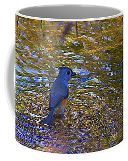 Coffee Mug featuring the photograph The Naiad by Gary Holmes