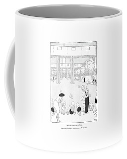 The National Capital  Emergency Structures Coffee Mug