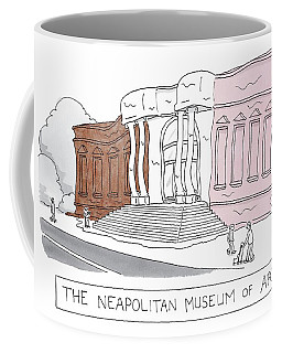 The Neapolitan Museum Of Art Coffee Mug