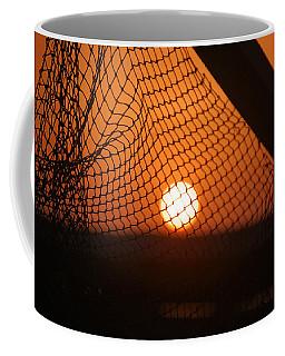 The Netted Sun Coffee Mug