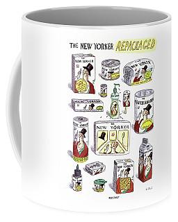 The New Yorker Repackaged Coffee Mug