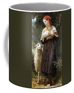 The Newborn Lamb Coffee Mug