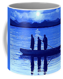 The Night Fishermen Coffee Mug