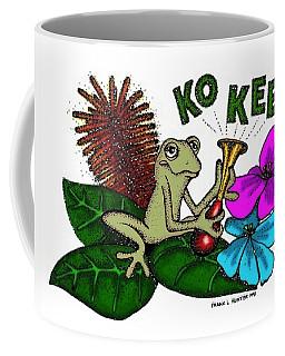 The Night Sound Of Puerto Rico Coffee Mug