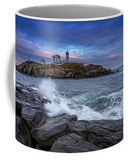 The Nubble In Color Coffee Mug