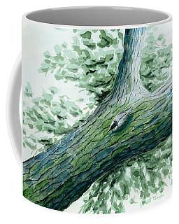 The Nuthatch Coffee Mug