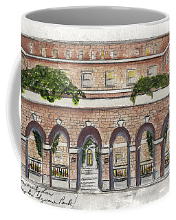 The Nyu Law School Coffee Mug