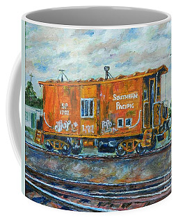 The Old Caboose Coffee Mug