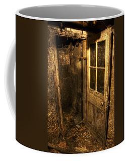 The Old Cellar Door Coffee Mug by Dan Stone