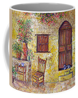 The Old Chair Coffee Mug