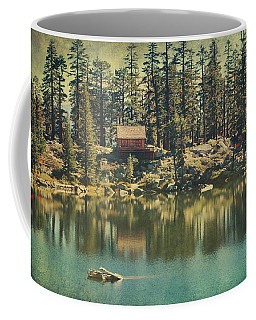 The Old Days By The Lake Coffee Mug