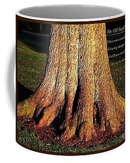The Old English Oak Tree Coffee Mug