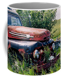 The Old Farm Truck Coffee Mug