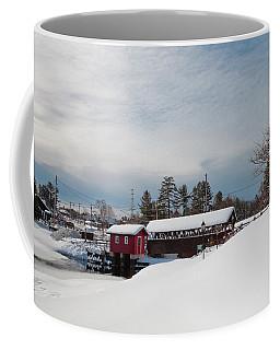 The Old Forge Covered Bridge Coffee Mug