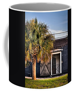 The Old Fort-color Coffee Mug