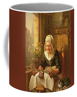 The Old Lacemaker Coffee Mug