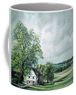 The Old Lime Tree Coffee Mug by Rosemary Colyer