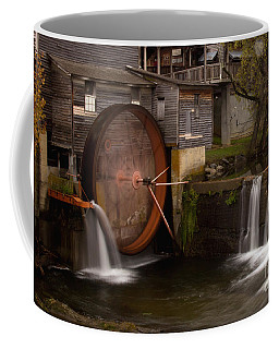 The Old Mill Detail Coffee Mug