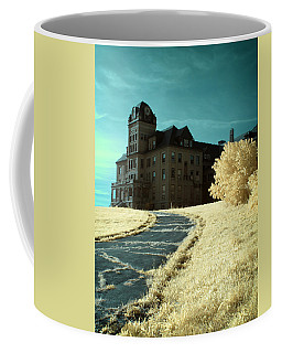 The Old Odd Fellows Home Color Coffee Mug