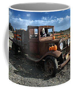 The Old Pumpkin Patch Coffee Mug