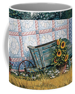 The Old Quilt Coffee Mug