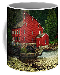 The Old Red Mill Coffee Mug