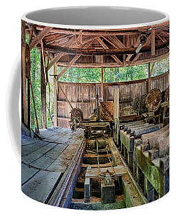 The Old Sawmill Coffee Mug