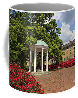 The Old Well At Chapel Hill Campus Coffee Mug