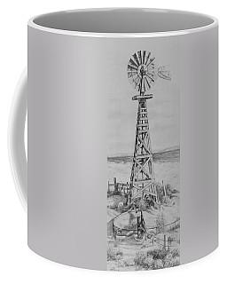 Lonely Windmill Coffee Mug