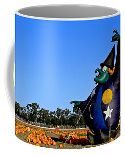 The Old Witch Coffee Mug