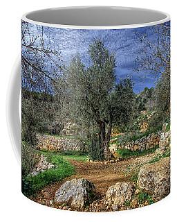 The Olive Tree Coffee Mug