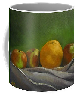 The Orange Coffee Mug